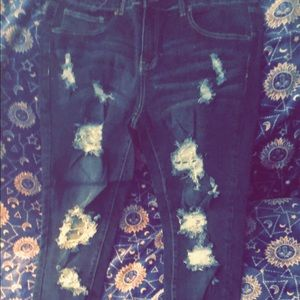 Fashion move jeans 7 pairs